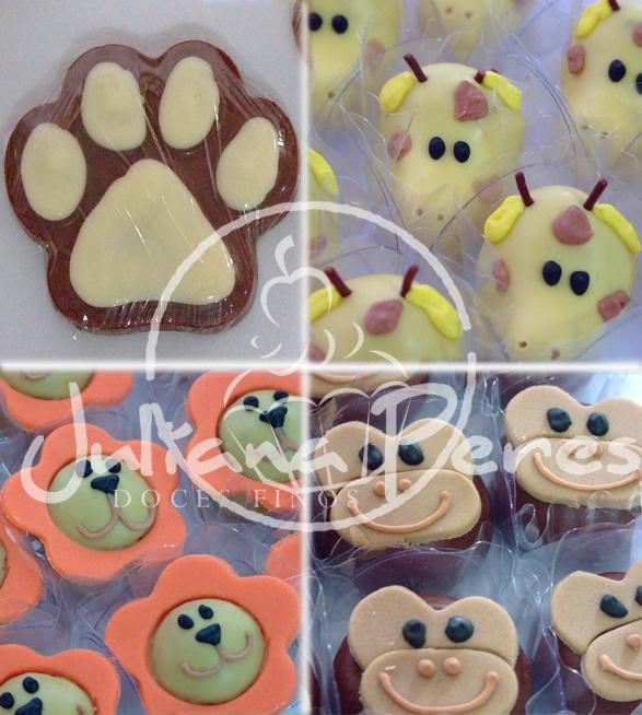 Cupcakes Carinha Animais Pictures